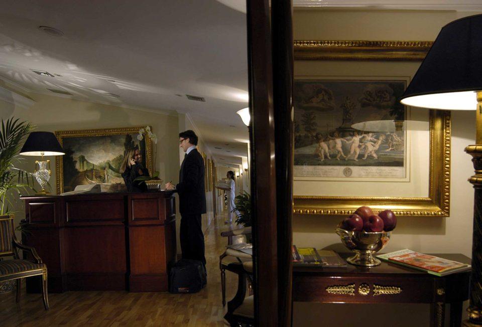 Hotel St. Regis – Grand Hotel – Roma