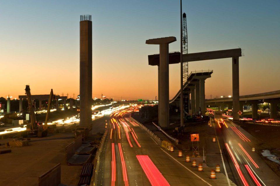 Interstate 135 – Dallas – Texas – USA