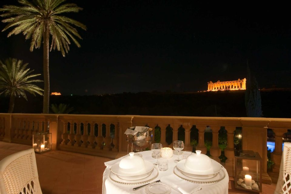 Hotel Villa Athena – Agrigento
