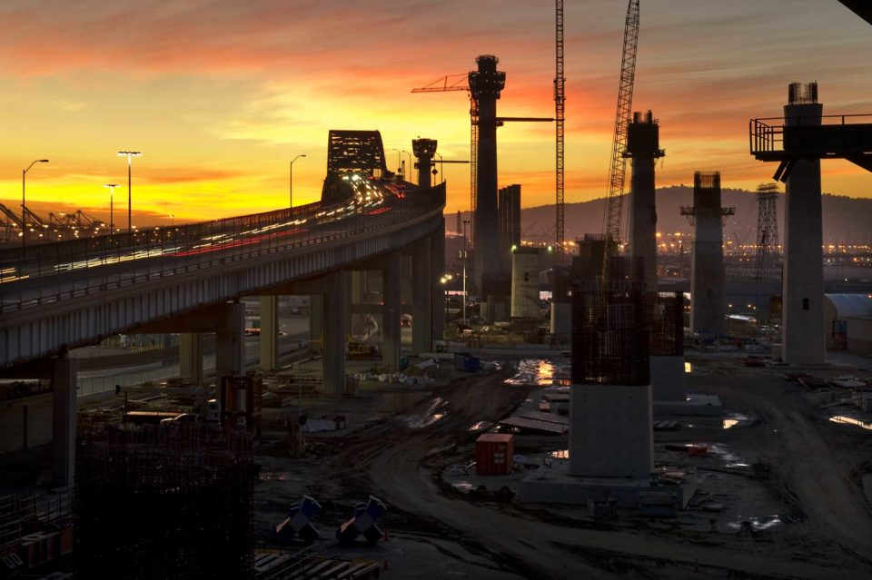 Gerald Desmond Bridge – Long Beach – California