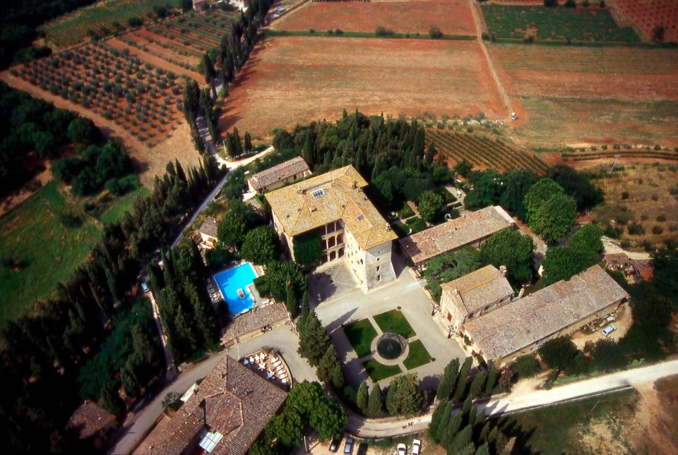 Relais La Suvera – Pievescola Siena