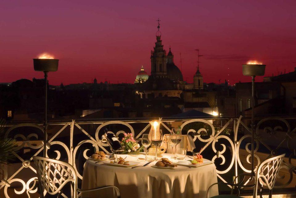 Hotel della Minerva – Roma