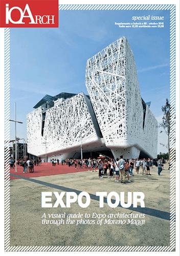EXPO MILANO 2015 Tour IOARCH Edizione Speciale