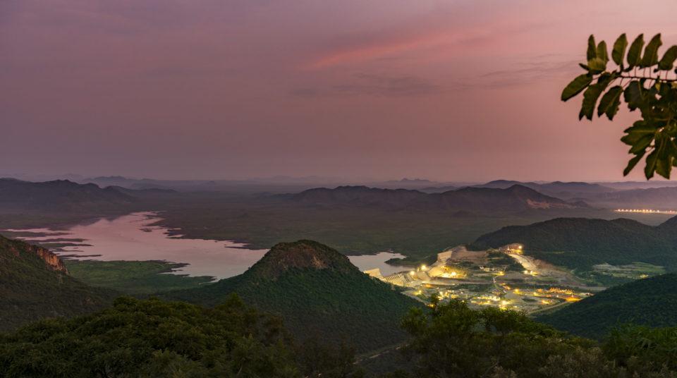 Grand Reinassance Ethiopian Dam – Ethiopia